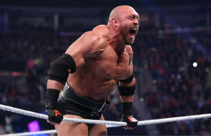 Ryback says WWE is taking fans for granted at WrestleMania 35