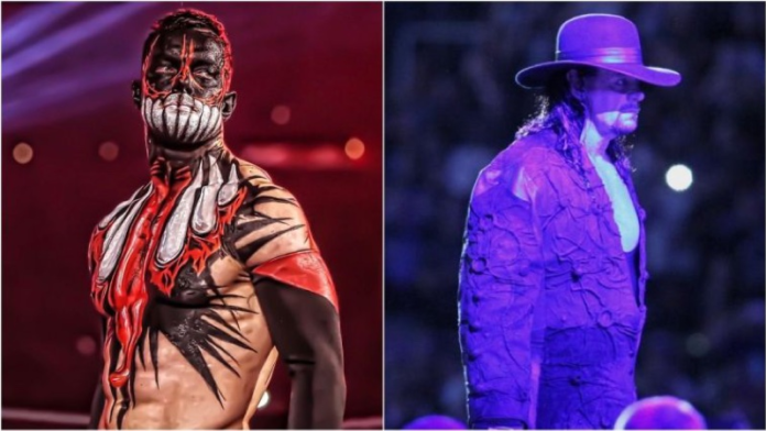 Big News on Balor and The Undertaker