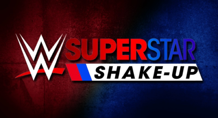 WWE Superstar Shake-up Smackdown RAW