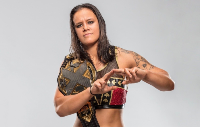 Shayna Baszler being called up to the main roster?
