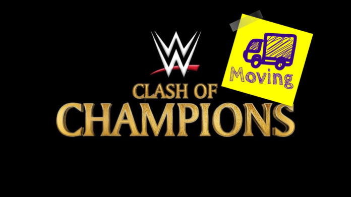 WWE Moving Date for Clash of Champions PPV