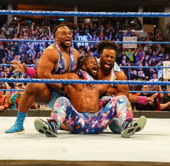 Kofi Kingston talks about how the New Day already earned a Hall Of Fame spot