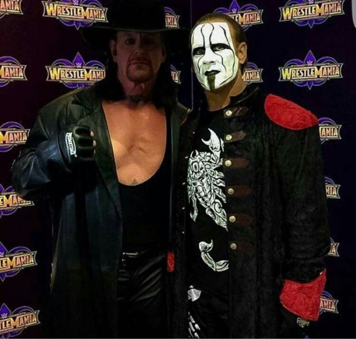 Sting still wants to face The Undertaker