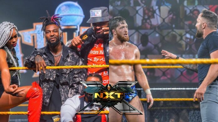 WWE NXT Results 5/11/21