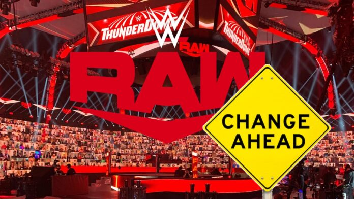 Big Changes to RAW