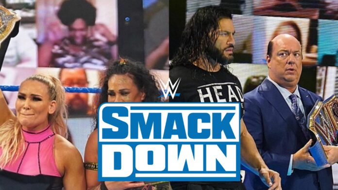WWE SmackDown Results 5/14/21