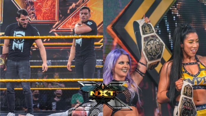 NXT Results 5/4/21