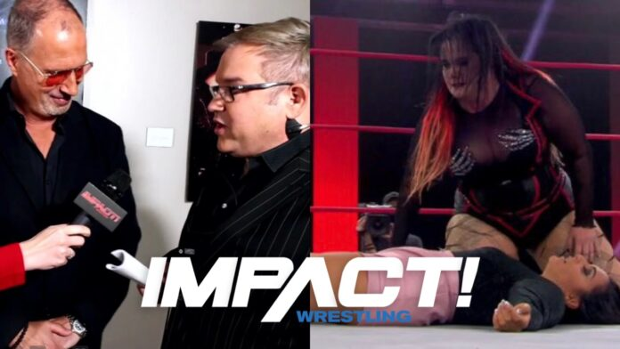 Impact Wrestling Results 5/13/21