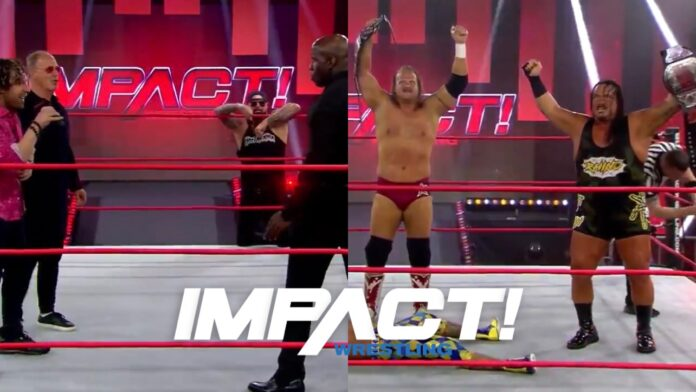 Impact Wrestling Results 5/20/21