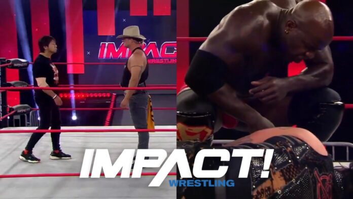 Impact Wrestling Results 5-27-21