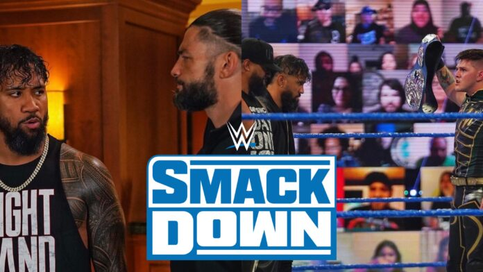 WWE SmackDown Results 5/28/21