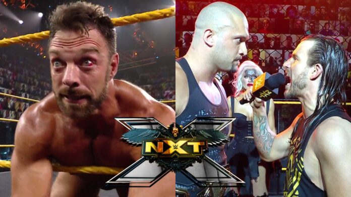 WWE NXT Results 6/1/21