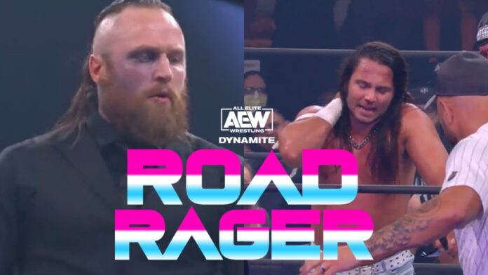 AEW Dynamite Road Rager Results 7/7/21