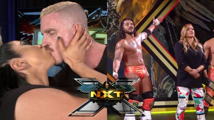 WWE NXT Results 8-24-21
